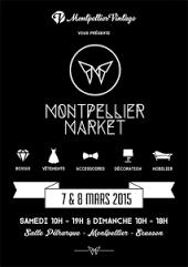 Montpellier Market – salon vintage – 7 et 8 mars prochain