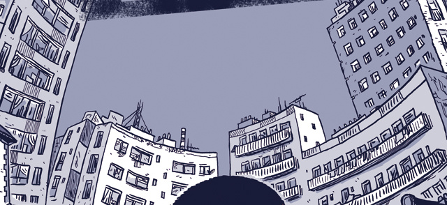 Sortie de la BD Ligne B de Julien Revenu