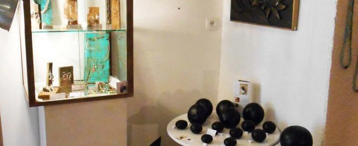 Nouvelle boutique de créateurs artisans à Lodève : Le geste et la matière