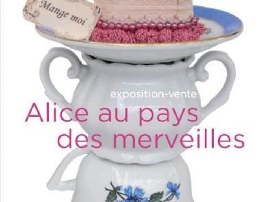 """Nouvelle expo AAF – """"Alice aux pays des merveilles"""" – 10 octobre-9 janvier"""