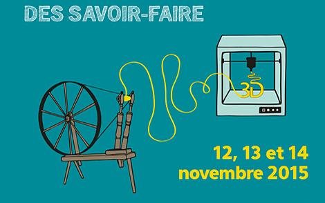 Révolutions des savoir-faire/conférences débats /12,13 et 14 novembre/Le Vigan