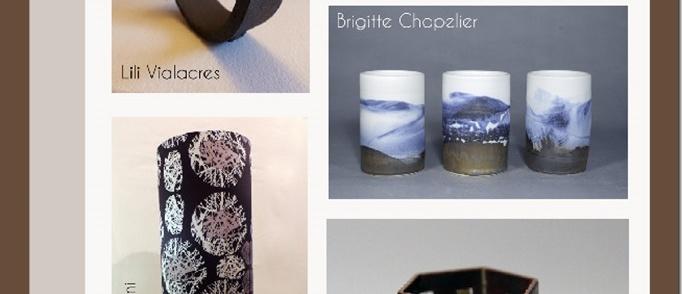 Avant première de noël- atelier boutique Matière d'art – 4 décembre 2015