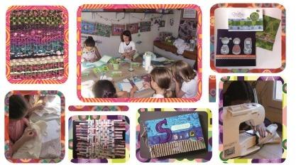 Ateliers pour enfants Les Idées Lumineuses – vacances de février – Clapiers