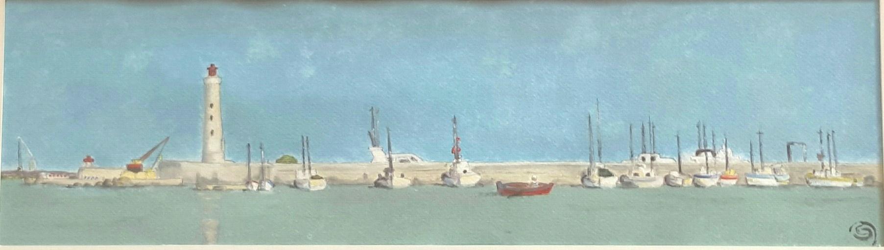 La p'tite galerie des miss terre rieuses – nouvelles exposition peinture – avril/mai 2016 – montpellier
