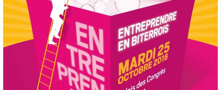 """Stand Context'art au forum """"Entreprendre en biterrois"""" du 25 octobre prochain"""