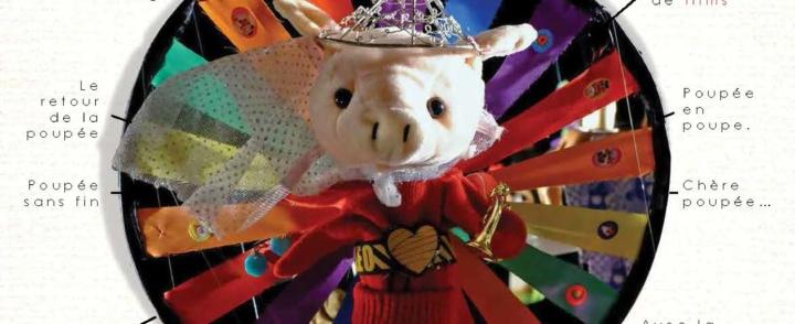 Exposition la poupée au bout du fil et vente aux enchères – 9 au 29 septembre 16 – St Hippolyte du fort
