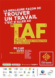 TAF 2017 – 8 et 9 mars 2017 – Parc des expositions – Pérols