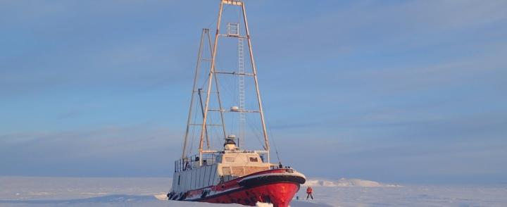 appel à candidature résidence artistes en Arctique 2018