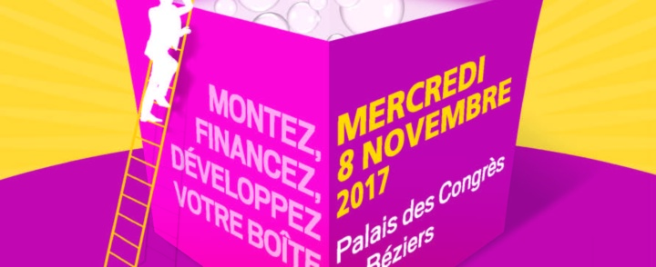 Context'Art sera présent au salon entreprendre en Biterrois du 8 novembre prochain !