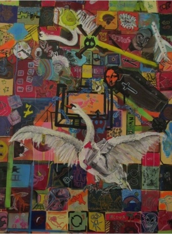 """Exposition """"Dream factory"""" – par le duo Octopus"""
