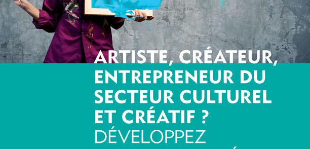 FORMATION CERTIFIANTE > Entreprendre dans L'Economie Créative // 20 MAI 2019