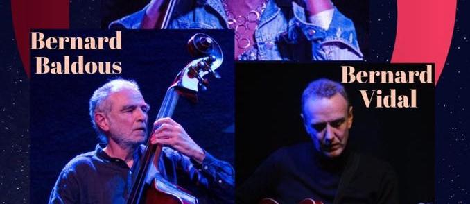 """[CONCERT] Le 31 août, concert jazz par le trio """"Nella Céleste & the B's"""" à Aspiran"""