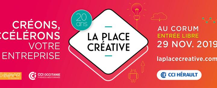 Stand Context'Art au forum La place créative