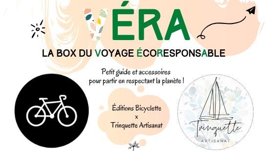 [CROWDFUNDING] Véra, la box du voyage écoresponsable