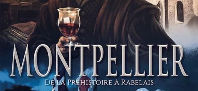 """[BANDE DESSINÉE] Claude Pelet, dessinateur de BD, contribue à """"Montpellier, Tome 1 – De la Préhistoire à Rabelais"""""""