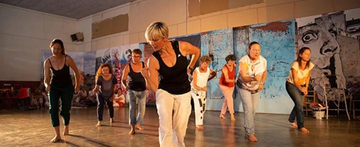 [GRAND STAGE D'AOÛT] par Patricia Von Essen, danseuse, chorégraphe, pédagogue et art thérapeute.